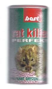 Rat Killer Perfect 250g